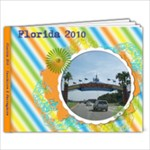 Florida 2010 - 9x7 Photo Book (20 pages)