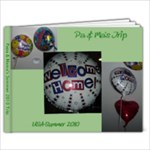 Summer 2010 trip - 9x7 Photo Book (20 pages)
