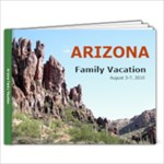 Arizona vacation - 9x7 Photo Book (20 pages)