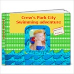 crew park city - 9x7 Photo Book (20 pages)