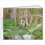haley s 2010 yosemite - 9x7 Photo Book (20 pages)