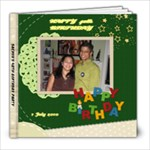 sachin 40bday - 8x8 Photo Book (39 pages)