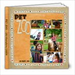 Pet Zoo - Festa Dimitri 1 aninho - 8x8 Photo Book (20 pages)