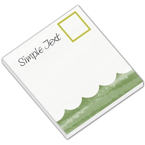 Memo Idea By Clince   Small Memo Pads   Sso99eo1kfon   Www Artscow Com