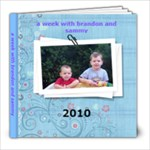 a week with brandon and sammy - 8x8 Photo Book (20 pages)