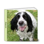 Patch book - 4x4 Deluxe Photo Book (20 pages)
