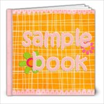 sing and play sample book - 8x8 Photo Book (20 pages)