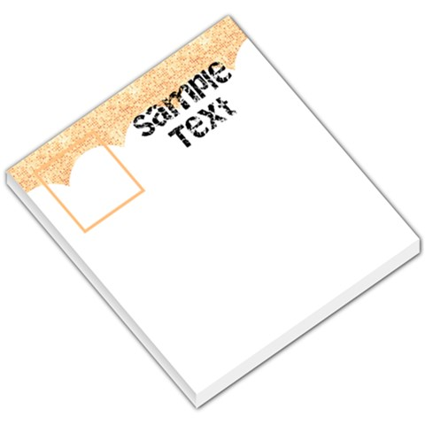 Memo By Clince   Small Memo Pads   S1iet5ij1tfs   Www Artscow Com