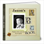 jaxon new - 8x8 Photo Book (20 pages)