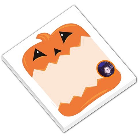 Helloween001 By Michele Vassily Lauer   Small Memo Pads   72i5v2go3rz5   Www Artscow Com