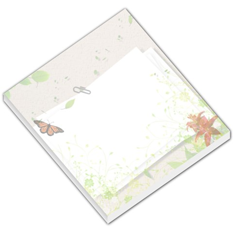 Memo Pad1 By Beth Mcdowell Richardson   Small Memo Pads   06d0y2geq59s   Www Artscow Com