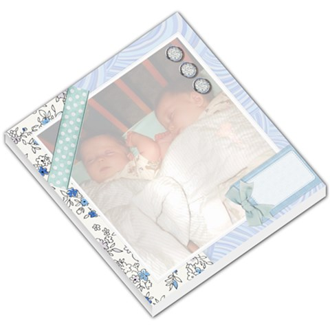 Memo Caleb And Colton By Chasity Weeks   Small Memo Pads   Dc7j553atpdx   Www Artscow Com