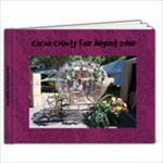 Cache County Fair August 2010 - 9x7 Photo Book (20 pages)