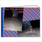4th of July 2007 - 9x7 Photo Book (20 pages)