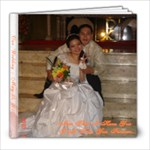 the wedding - 8x8 Photo Book (20 pages)
