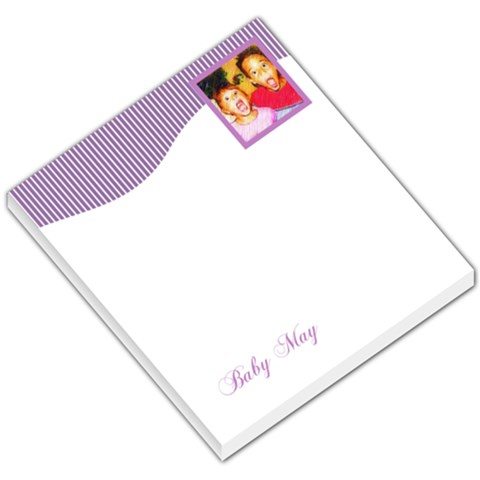 Baby010 By Richard Topel   Small Memo Pads   Mefj53c5dd34   Www Artscow Com