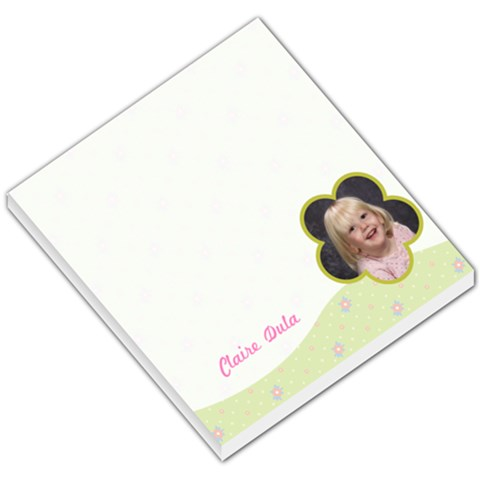 Claire Pad By Rebecca Dula   Small Memo Pads   Fvksmeeemilu   Www Artscow Com