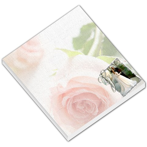 Mom And Dad By Cassy Gerling   Small Memo Pads   Frrpwhz4oq64   Www Artscow Com