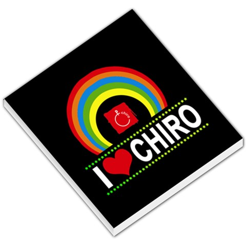 Chiro1 By Tim Rahoens   Small Memo Pads   091ekpx8l7ls   Www Artscow Com