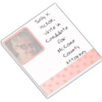 pink theme - Small Memo Pads