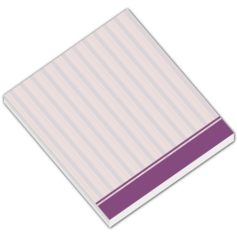 Purple Line Background By Terri Craycroft   Small Memo Pads   Mayzqfgeue7n   Www Artscow Com