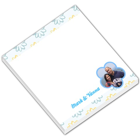 Small Note Pads By Vanalex Sahagun   Small Memo Pads   Ltgvzsmxjy8o   Www Artscow Com