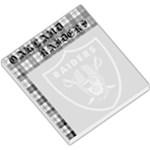 Oakland Raiders Memo Pad - Small Memo Pads