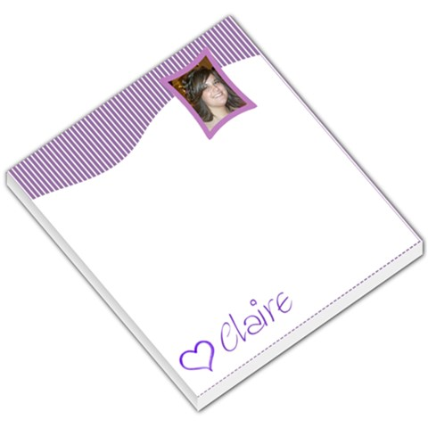 Claire010 By Lisa Russakoff Gilman   Small Memo Pads   Gcwg8otr58tr   Www Artscow Com