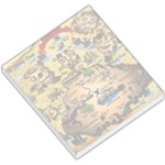 Treasure map memo - Small Memo Pads