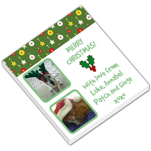 Holiday003 By Annabel Schulze   Small Memo Pads   Pmhbpf81tvhw   Www Artscow Com
