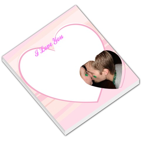 Love002 By Courtney Soder   Small Memo Pads   Konq956wfpuy   Www Artscow Com