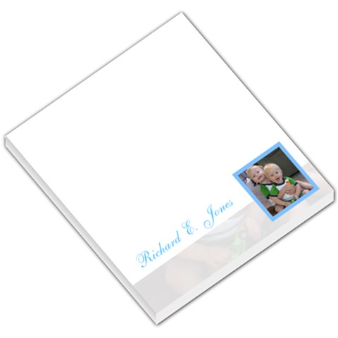 Baby005 By Christina Jones   Small Memo Pads   6rdgfbth7b4y   Www Artscow Com