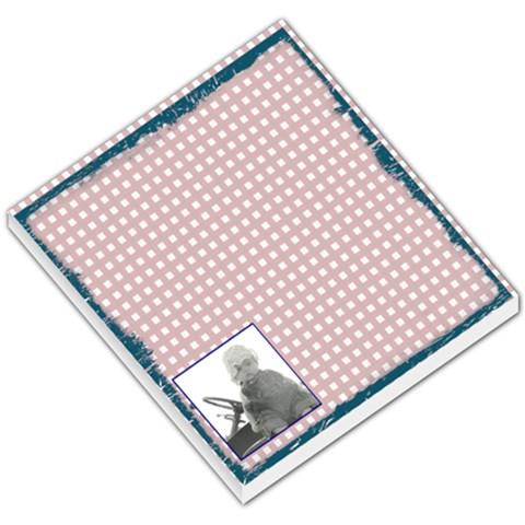 Emeline Note Pad By Tina Jones Keller   Small Memo Pads   R184091u3fjq   Www Artscow Com