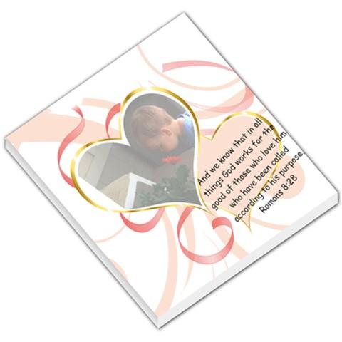 Joy By Jami Johnson   Small Memo Pads   0tbwoqpae8yx   Www Artscow Com