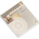 Pretty as flower - Small Memo Pads