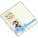 thank you your love - Small Memo Pads