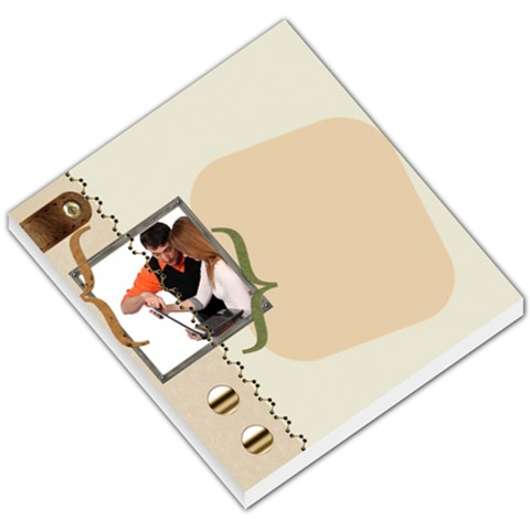 Memo By Wood Johnson   Small Memo Pads   Je8rq6z5a1tw   Www Artscow Com