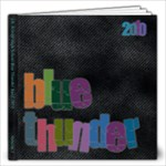 AHS Blue Thunder Band Book 2 - 12x12 Photo Book (80 pages)