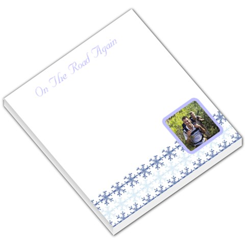 Holiday002 By Anna F   Small Memo Pads   W4l4usaygi0c   Www Artscow Com