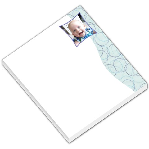 Notepad By Laura Pittman   Small Memo Pads   Avuif0ep3080   Www Artscow Com
