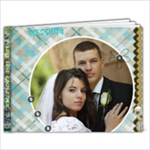nick and zhanna s wedding book - 9x7 Photo Book (20 pages)