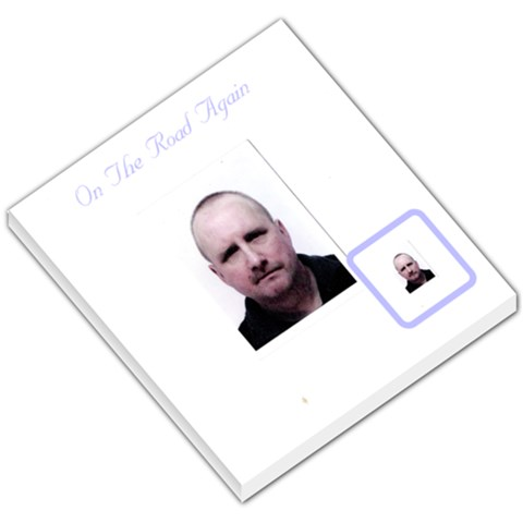 Holiday002 By Andrew Adams   Small Memo Pads   S6145zxu7sr7   Www Artscow Com