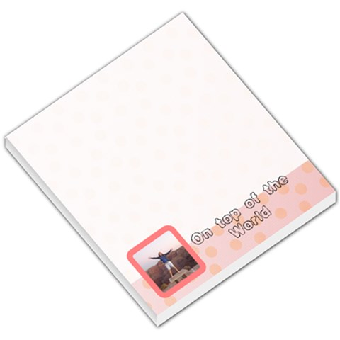 Free Note Pad  By Jewel Mcjennett   Small Memo Pads   Yqiltbksauww   Www Artscow Com