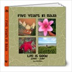 baja book - 8x8 Photo Book (20 pages)