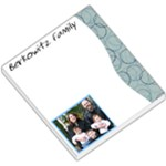 Family Pad - Small Memo Pads