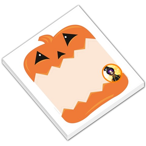 Helloween001 By Phyllis Hunt   Small Memo Pads   Aoobtrf3pakx   Www Artscow Com