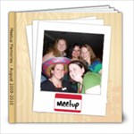 Photo Book - 8x8 Photo Book (20 pages)