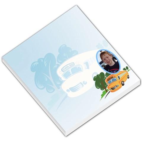 Backtoschool001 By Tiffany Debauche   Small Memo Pads   Icj5j6xgt88x   Www Artscow Com