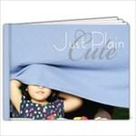 Cute Cute Cute - 9x7 Photo Book (20 pages)