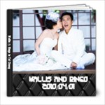 pre wedding 3 - 8x8 Photo Book (20 pages)
